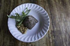 从在泰国北部的Khao kan下巴开胃菜 免版税库存照片