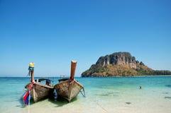 在泰国南部 免版税库存图片