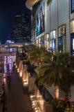 在泰国广场的购物中心 库存照片