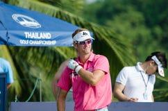 在泰国高尔夫球冠军的莓果恒信公司2015年 免版税库存照片