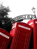在泰晤士的金斯敦 免版税库存图片