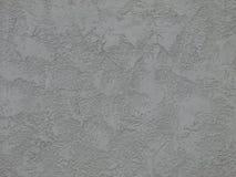 在浅灰色的织地不很细混凝土墙 库存照片