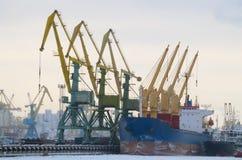 在海口的工作 免版税库存图片