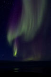 在海湾015的极光Borealis 图库摄影