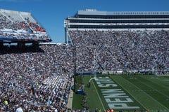 在海狸体育场的宾州州立大学比赛 免版税库存照片