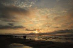 在海运somethere塔林附近的波儿地克的爱沙尼亚 图库摄影