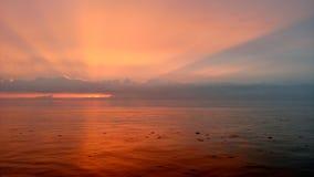 在海运somethere塔林附近的波儿地克的爱沙尼亚 库存图片