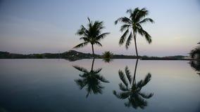 在海附近的热带私人设备 影视素材