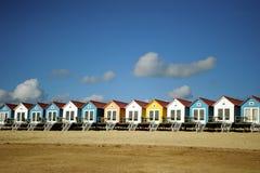 在海滩的假日 免版税图库摄影