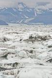在海洋的冰山 库存照片