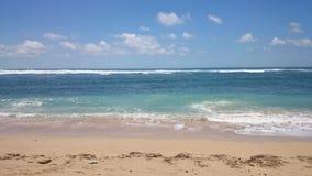 在海滩的夏天热 图库摄影