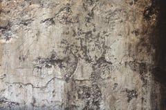 在混凝土墙上的纹理 库存照片