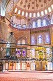在清真寺 库存照片