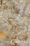 在温暖的口气的被构造的和色的石抽象背景 免版税库存图片
