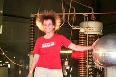 在温特图尔,瑞士的瑞士科学中心Technorama 库存图片