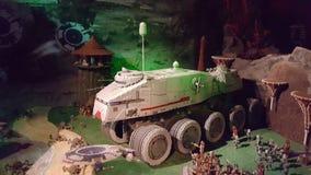 在温莎的Legoland 库存照片