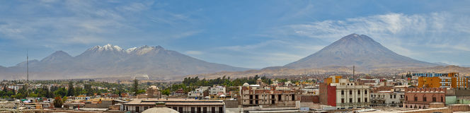 在火山附近 免版税图库摄影