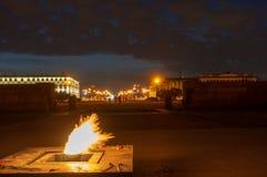 在火星的领域的永恒UseNet上的激烈争论纪念品在圣彼德堡,俄罗斯 免版税图库摄影