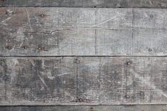在灰色口气的木头 免版税库存图片