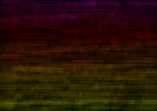 在热的纹理定调子黑暗 库存图片