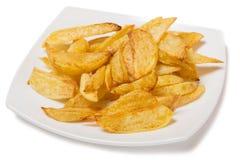 在爱尔兰语的土豆 库存图片