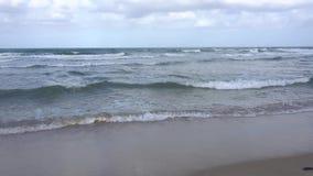 在特拉维夫,以色列附近的沿海 股票录像