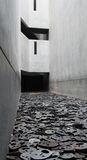 在犹太博物馆,柏林,德国的Shalekhet 免版税库存照片