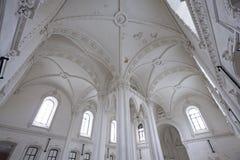 在犹太教堂 免版税库存照片