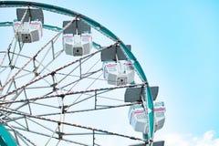 在狂欢节的弗累斯大转轮 免版税库存图片