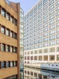 办公大楼 免版税库存图片
