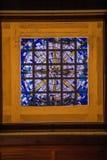 在玛丽s st里面的大教堂 图库摄影