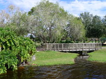 在瓦尔登湖湖公园 库存照片