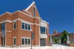 在田纳西大学的校园里的大学生联盟 图库摄影
