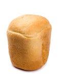在电新鲜的家庭热做的烤箱上添面包 库存照片