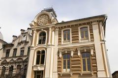 在白俄罗斯修理犹太教堂 免版税库存图片