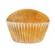在白色查出的松饼 免版税库存图片