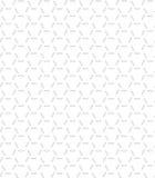 在白色的无缝的样式 免版税库存图片