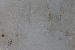 在白色的石灰华细节 库存照片