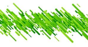 在白色的绿色抽象背景 皇族释放例证