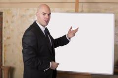 在白色的背景商业查出的人 库存照片