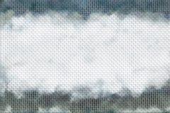 在白色的被弄皱的纸纹理 库存图片