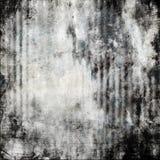 在白色的被弄皱的纸纹理 库存照片