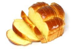 切的面包 图库摄影