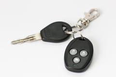 汽车钥匙 图库摄影
