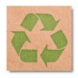 Eco纸 库存图片