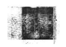 在白色背景隔绝的滚动的丙烯酸漆 向量例证