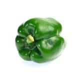 在白色背景隔绝的新鲜的甜椒 免版税库存照片