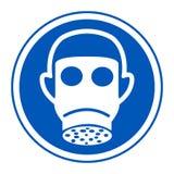 在白色背景,传染媒介例证EPS的标志穿戴正面标志孤立 10 库存例证