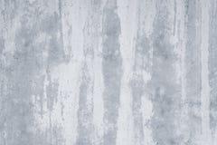 在白色膏药的灰色混凝土墙 灰色样式抽象水彩  在水彩样式的难看的东西背景 纹理,创造性 免版税库存照片