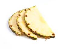切片菠萝 免版税库存图片
